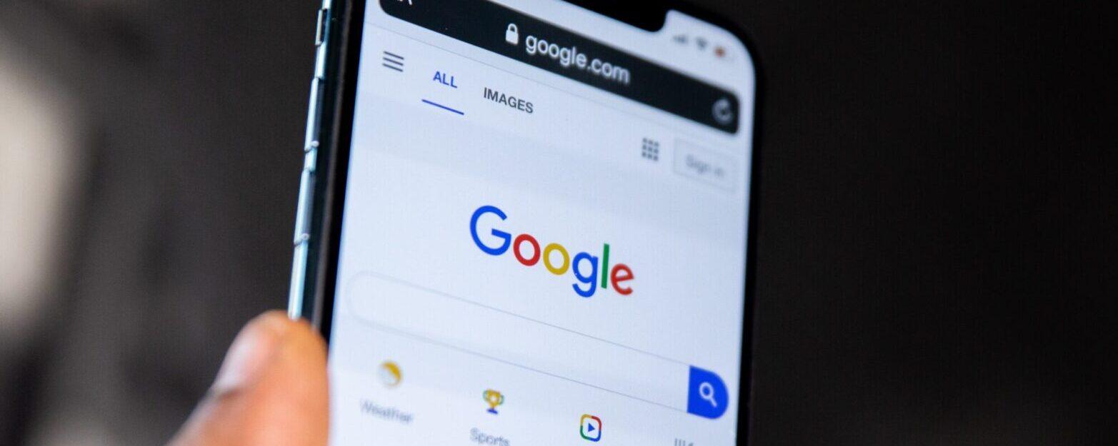 SEO optimering på Google markedsføring